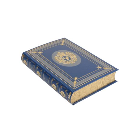 Coffret de chocolats fins, le grand livre