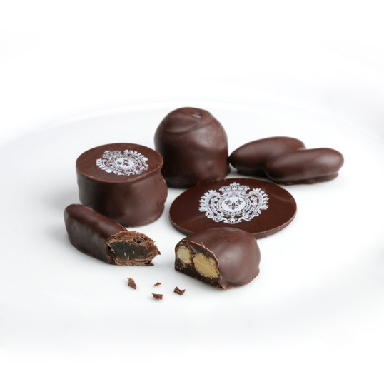 Coffret gourmand de chocolats