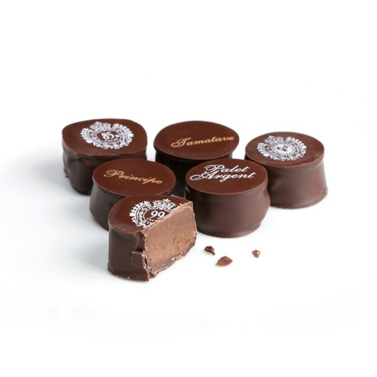 """Coffret d'exception """"Les grands crus de cacao"""""""