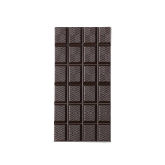 Tablette chocolat noir et piment