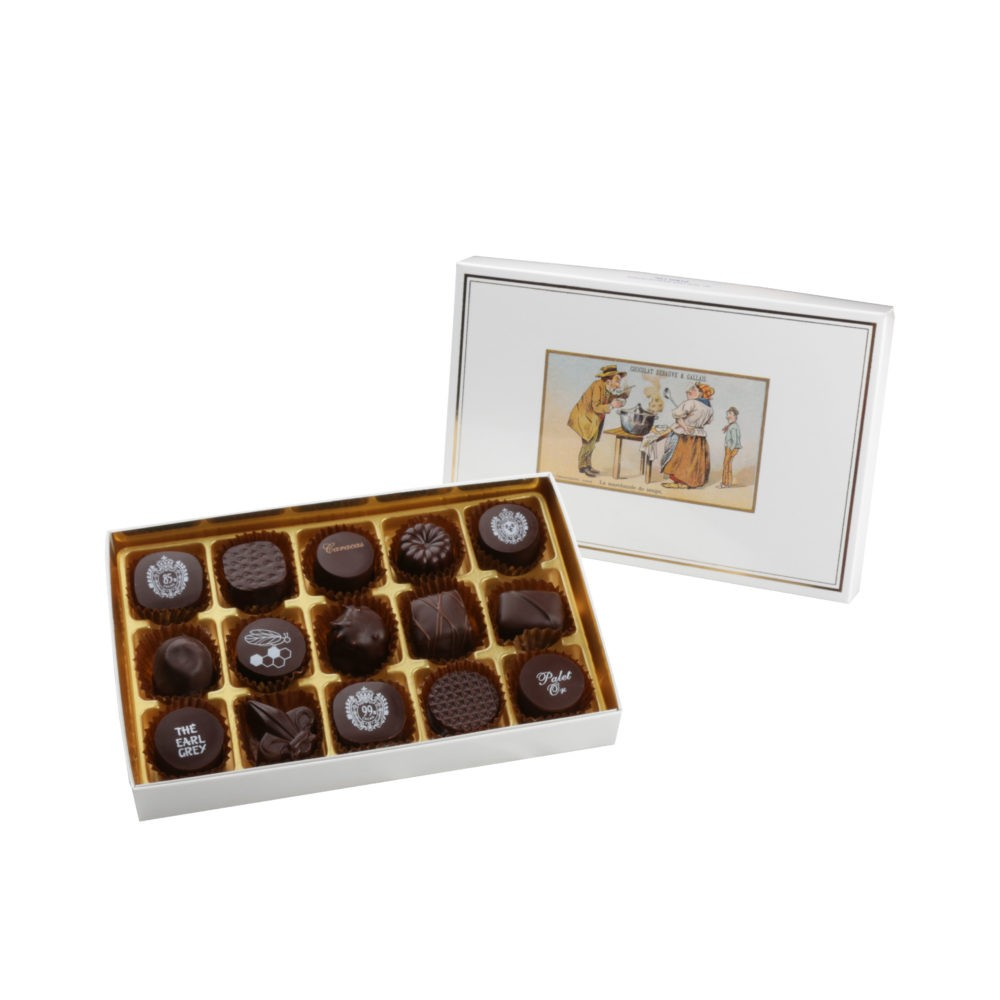 offrir du chocolat noir coffret cadeau chocolat offrir. Black Bedroom Furniture Sets. Home Design Ideas