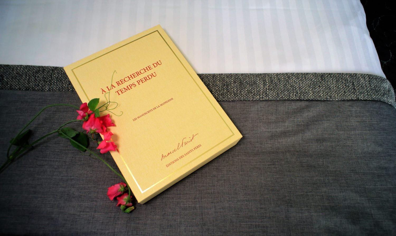 Marcel Proust chocolat Debauve et Gallais